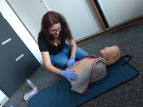 Szkolenie z pierwszej pomocy w Biurze Rachunkowym Prosperita
