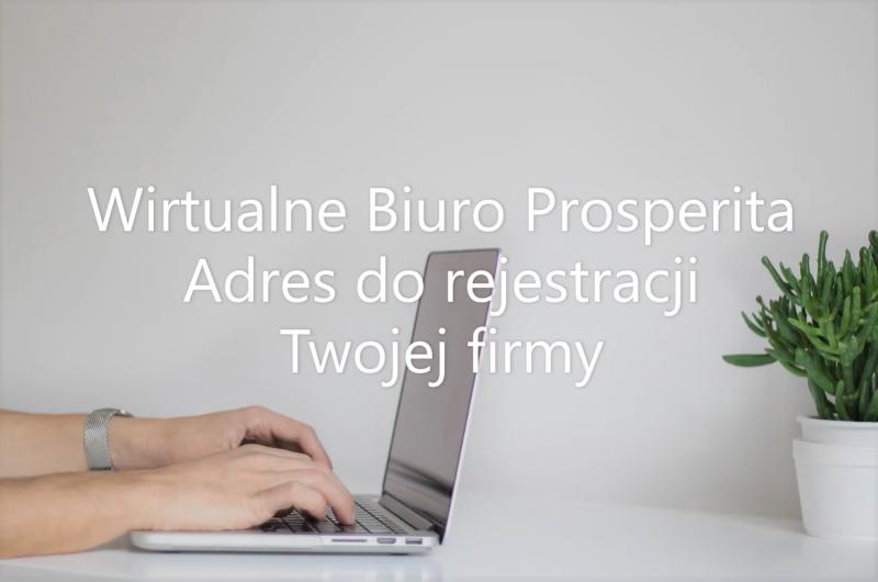 Wirtualne Biuro Prosperita - oszczędzaj z nami