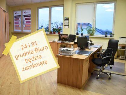 Praca biur rachunkowych Prosperita w trakcie okresu świątecznego